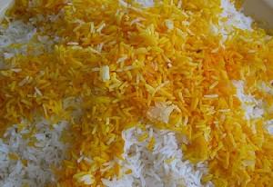 نياز بدن به خوردن برنج