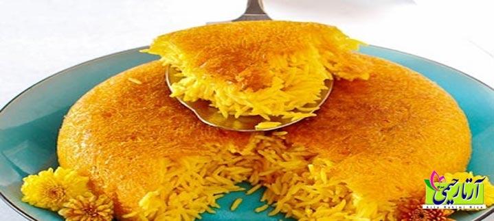 انواع روش پخت برنج