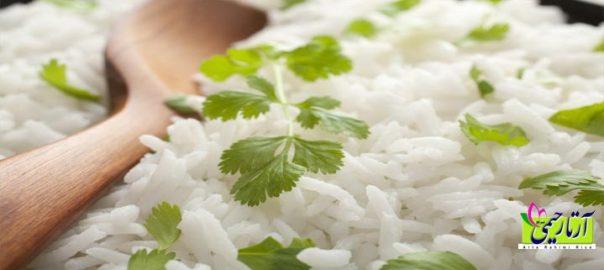 نحوه صحیح پخت برنج