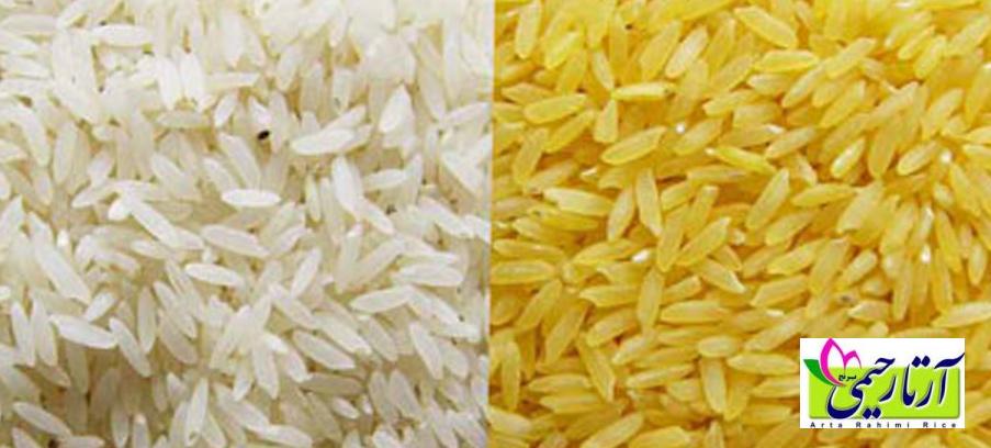 روش تشخیص برنج مرغوب