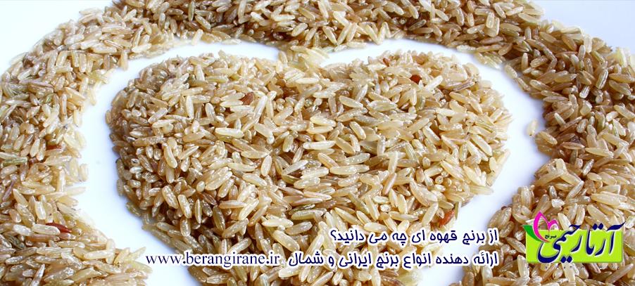 خاصیت ضد افسردگی از فواید برنج قهوهای