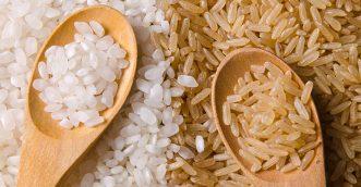 برنج قهوه ای مفیدتر است یا برنج سفید ؟
