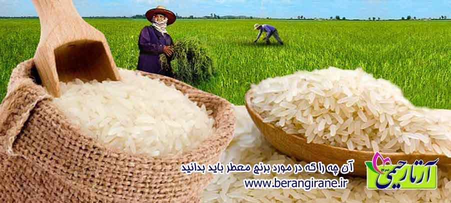 برنج خارجی و ایرانی چه تفاوتی دارند؟