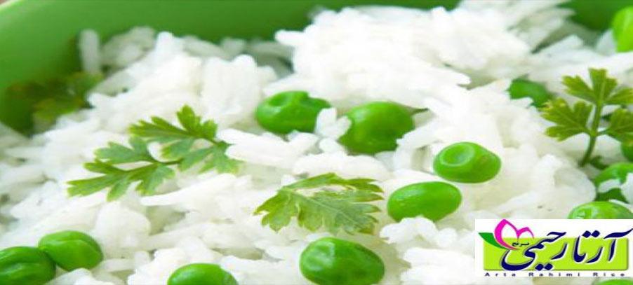 کدام برنج ایرانی طبع گرم دارد؟
