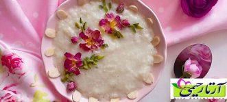 چگونه شیر برنج درست کنیم ؟
