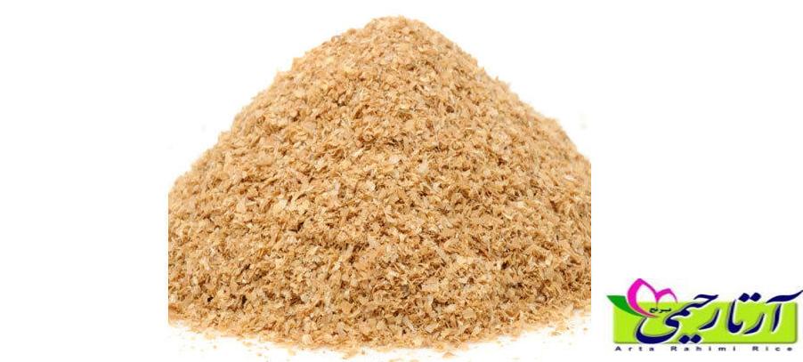 جلوگیری از سرطان با سبوس برنج