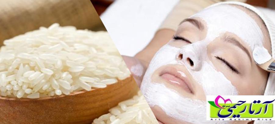 استفاده از آب برنج برای درمان پوست صورت