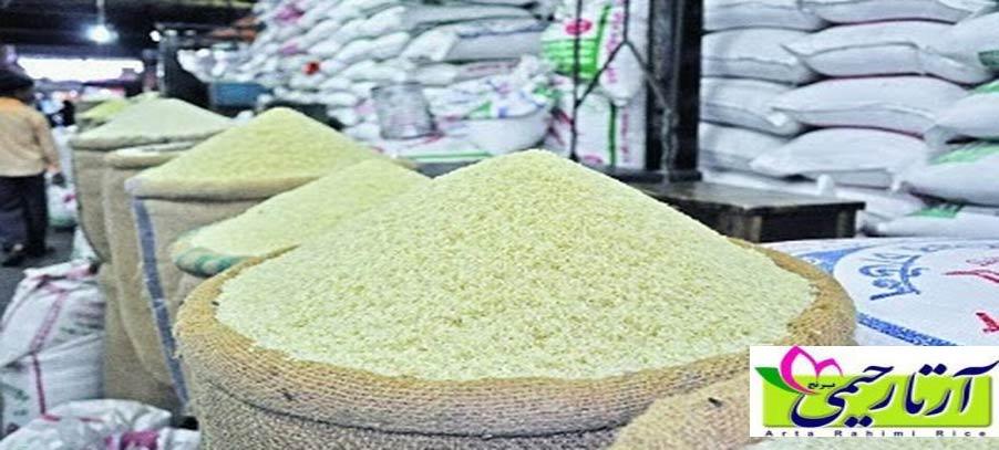 خرید برنج شمال .بررسی وضعیت بازار برنج شمال