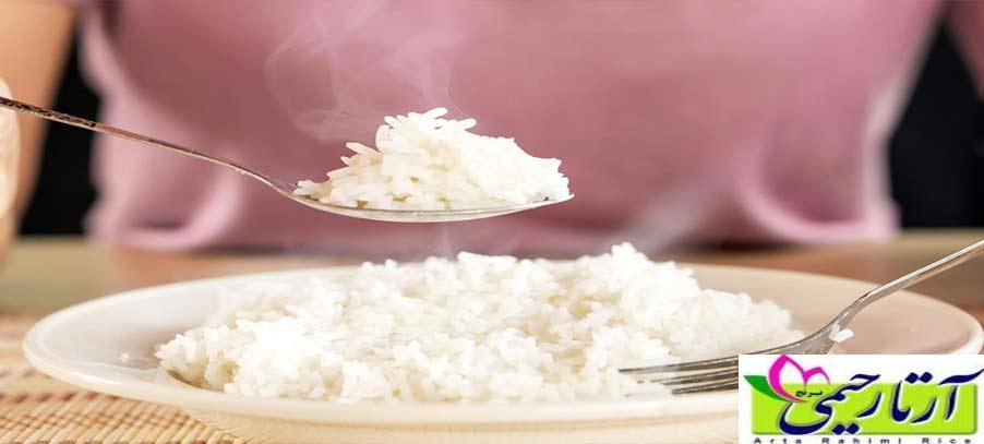 سالم ترین روش پخت برنج ایرانی