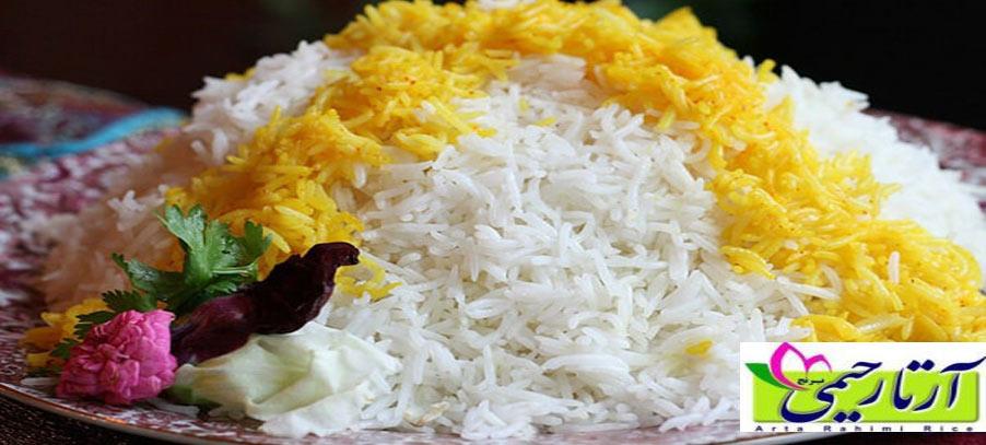 چگونه طبع برنج را گرم کنیم؟
