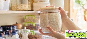 چگونه برنج را برای 10 سال سالم نگه داریم