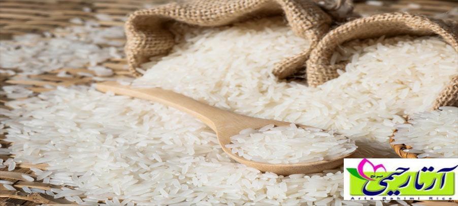 کاهش وزن با خوردن برنج خام