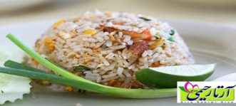 کاهش وزن با رژیم کته برنج